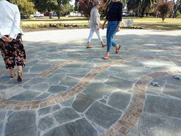 Bunbury Garden Labyrinth Get Involved